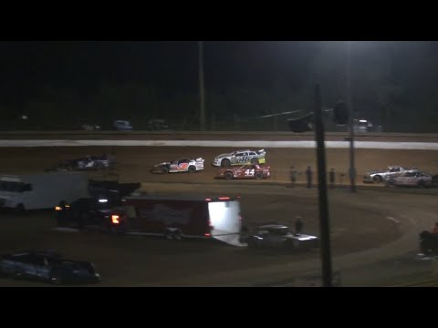 Modified Street at Lavonia Speedway May 28th 2021 - dirt track racing video image