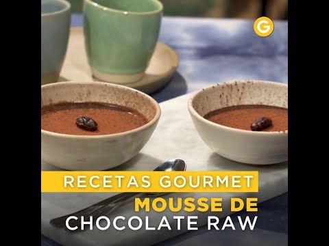 Mousse de Chocolate Raw | Receta - UC1Lhubbf3BjYODUrugx-oeA