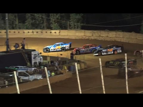 Modified Street at Winder Barrow Speedway September 11th 2021 - dirt track racing video image