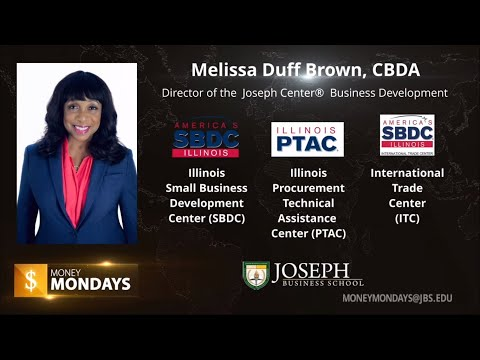 JBS Money Mondays: SBDC Small business Economic Aid (PPP, EIDL) Update with Melissa Duff Brown S3E3