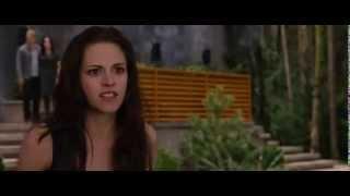 The Twilight Saga - Breaking Dawn Part 2 - Bella meets Renesme (Sub SRB)