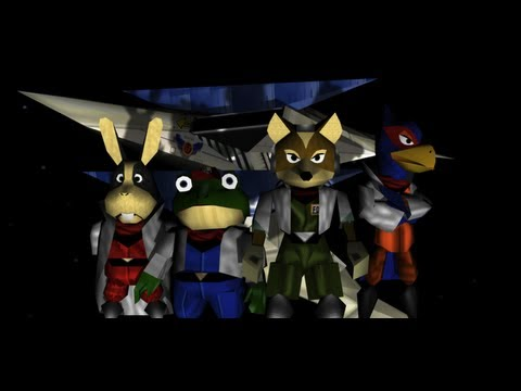 Star Fox 64 3D -- Multiplayer Trailer - UCKy1dAqELo0zrOtPkf0eTMw