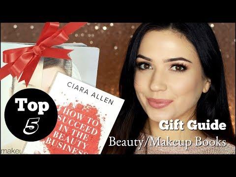 Top 5 Makeup Books   HOLIDAY GIFT GUIDE - UC-1-zPmT368J8JRbsK_1keA
