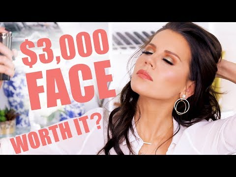 $3,000 of MAKEUP TUTORIAL ... WORTH IT??? - UC4qk9TtGhBKCkoWz5qGJcGg