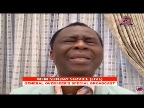 HAUSA MFM SPECIAL SUNDAY SERVICE 17TH MAY 2020