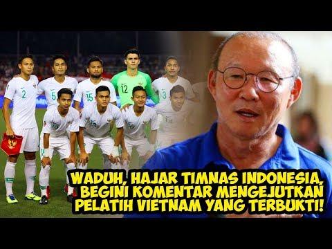 Waduh, Hajar Timnas Indonesia, Begini Komentar Mengejutkan Pelatih Vietnam yang Terbukti!
