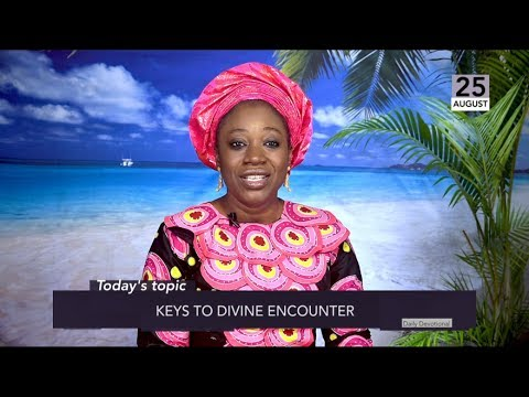 Dr Becky Paul-Enenche - SEEDS OF DESTINY  SUNDAY 25TH AUGUST, 2019