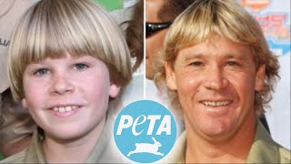 Steve Irwin's Son Attacked By Animal Activists