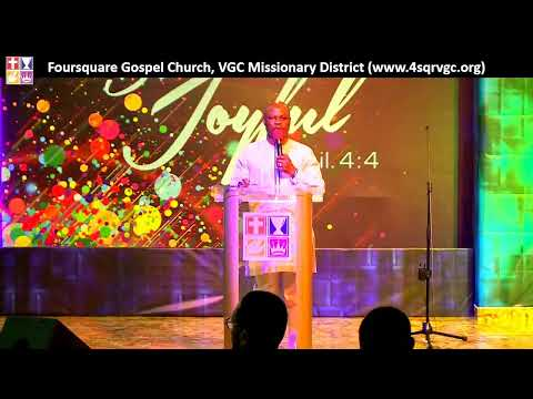 Sunday Service: 22 September 2019