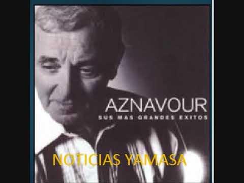 CHARLES AZNAVOUR - MIX - UCxnOHhE8Uocju997X9PTbSw