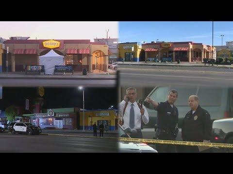 Nổ súng ở Panorama, hai người chết