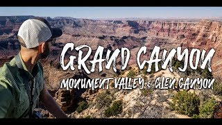 Grand Canyon National Park, Monument Valley, Glen Canyon - Lumix G7
