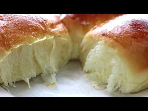 dinner rolls/milk bread recipe/bun/soft &chewy -- Cooking A Dream - UCAfw7OYXP45Qktu6hFHEPlA