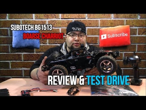 Subotech BG1513 BOARSE Charriot 4WD Desert Buggy Review And Test - UCU33TAvzA-wgPMgcrdMVIdg