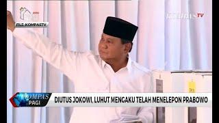 Percaya Unggul 62%, Ketua BPN: Prabowo Tolak Bertemu Utusan Jokowi