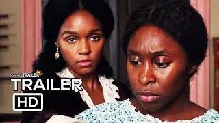 HARRIET Official Trailer (2019) Cynthia Erivo, Janelle Monáe Movie HD