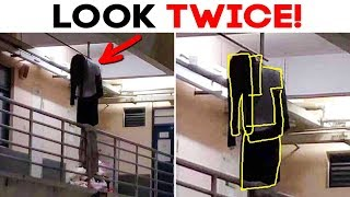 55 ACCIDENTAL OPTICAL ILLUSIONS YOU SHOULD DEFINITELY LOOK AT TWICE!