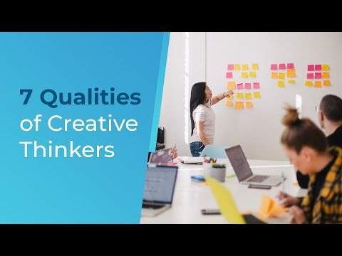 7 Qualities of Creative Thinkers  Brian Tracy