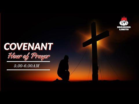DOMI STREAM: COVENANT HOUR OF PRAYER  17th, FEB. 2020