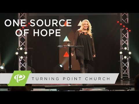 Our Source of Hope  Pastor Charla Turner