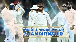 India kickstart World Test Championship journey