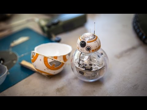 How the BB-8 Sphero Toy Works - default