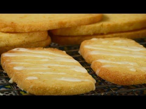 Lemon Cookies Recipe Demonstration - Joyofbaking.com