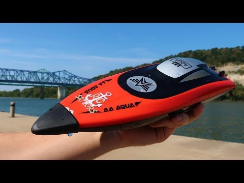 Will it Survive??? - RC Boat VS Ohio River - TheRcSaylors - UCYWhRC3xtD_acDIZdr53huA