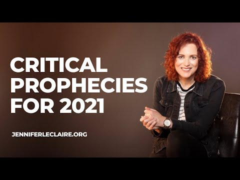 What is God Saying in Mid-2021?