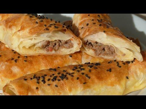Easy turkish recipes channels videos f sport video borek rolls with ground beef turkish spring rolls recipe ucn0pffssahdoztgimvnjvg forumfinder Choice Image