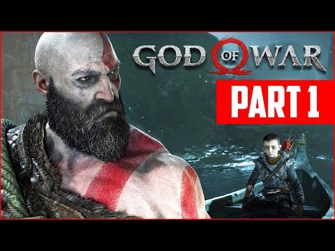 God Of War Ps4 Walkthrough Part 4 God Of War Ps4