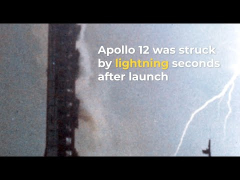 Flashback: Apollo 12's Rocket Struck By Lightning Twice During Launch - UCVTomc35agH1SM6kCKzwW_g