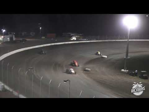 MWRA Highlights Lakeside Speedway 8 6 21 - dirt track racing video image