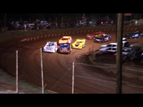 Limited Late Models Opening Night at the Baja - dirt track racing video image