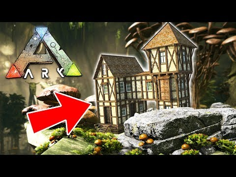 ARK: Survival Evolved - BUILDING OUR BASE!! (ARK Aberration Gameplay) - UC2wKfjlioOCLP4xQMOWNcgg