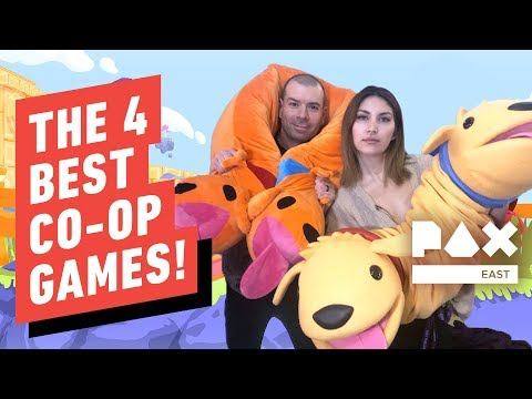 Top 4 Co-Op Games at PAX East 2019! - UCKy1dAqELo0zrOtPkf0eTMw