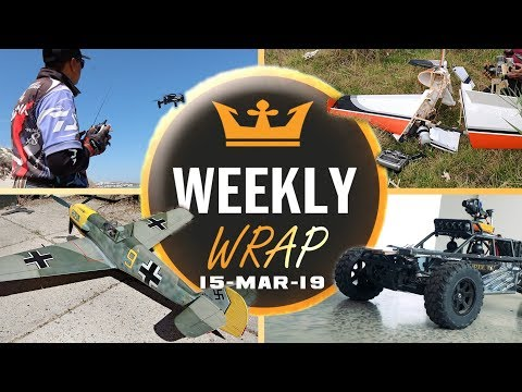 HobbyKing Weekly Wrap - Episode 11 - UCkNMDHVq-_6aJEh2uRBbRmw