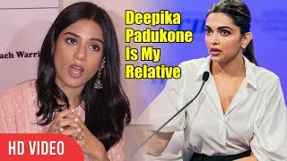 Amrita Rao CONFIRMS Deepika Padukone As Her Relative | Viralbollywood