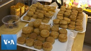 Hong Kong Bakery Shows Support for Protests