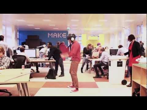 Harlem Shake - JWT Amsterdam edition