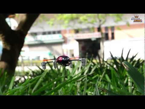 HobbyKing Product Video - Walkera QR Ladybird Quadcopter - UCkNMDHVq-_6aJEh2uRBbRmw