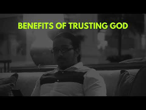 THE BENEFITS OF TRUSTING GOD, POWERFUL MESSAGE AND PRAYER WITH EVANGELIST GABRIEL FERNANDES