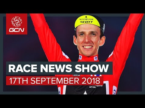 How Did Simon Yates Win La Vuelta a España? | The Cycling Race News Show - UCuTaETsuCOkJ0H_GAztWt0Q