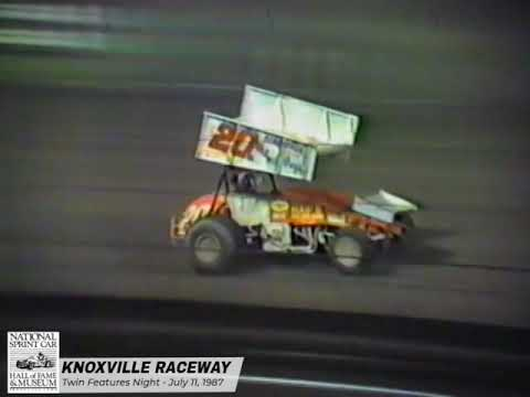 The 360 limited sprints are won by Toby Lawless and Mike Twedt. Winning the 410 sprints is Rocky Hodges and Ray Lipsey! - dirt track racing video image