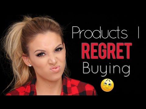 Products I Regret Buying | LustreLux - UCC0EqtXQ9at6ON_-ZYJaImA