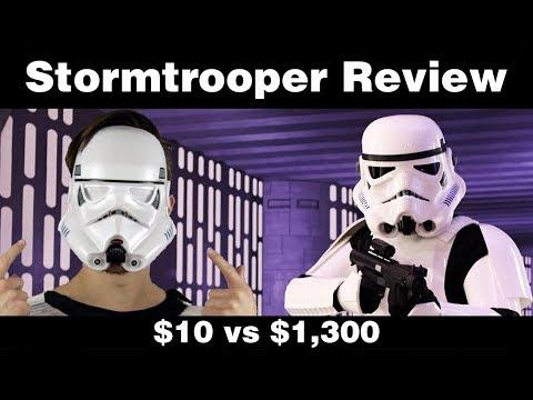 $10 vs $1,300 Stormtrooper Armor - UCj87L_n-XknfzyivmQABSUg