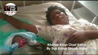 Staff Of 108 Ambulance Service Helped A Pregnant Women Delivery On Roadside At Bapu Ghat Langer Houz
