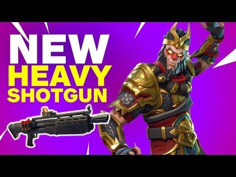 Fortnite: Does the New Heavy Shotgun Change the Meta? - UCKy1dAqELo0zrOtPkf0eTMw