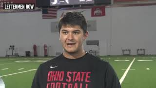 Liam McCullough: Ohio State longsnapper following second Buckeyes 2019 practice