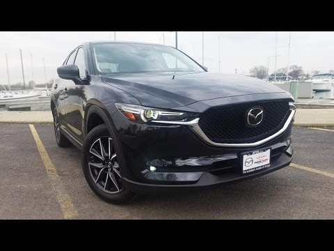 2017 Mazda CX-5: How Do You Make the Best Even Better? - UCkvGQWoeqXp-lJdDpcmlZQw